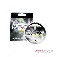 Preston Шок лидер Preston Reflo Braidcast-Tapered Mono Leader BC/TL