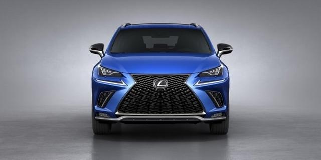 Шикарный обновленный Lexus NX