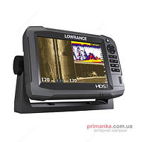 Lowrance Эхолот-картплоттер Lowrance HDS-7 Gen3 000-11787-001 Без датчиков