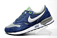 Мужские кроссовки в стиле Nike Safari 87, Dark blue\Gray