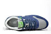 Мужские кроссовки в стиле Nike Safari 87, Dark blue\Gray, фото 2