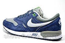 Мужские кроссовки в стиле Nike Safari 87, Dark blue\Gray, фото 3