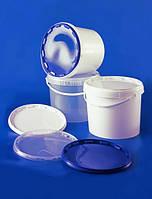 Ведро пластиковое емкостью 11,2 л из полипропилена