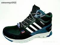 Мужские кожаные ботинки Сплинтер 6102
