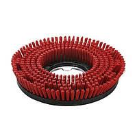 Дисковая щетка красная (330 мм) Karcher