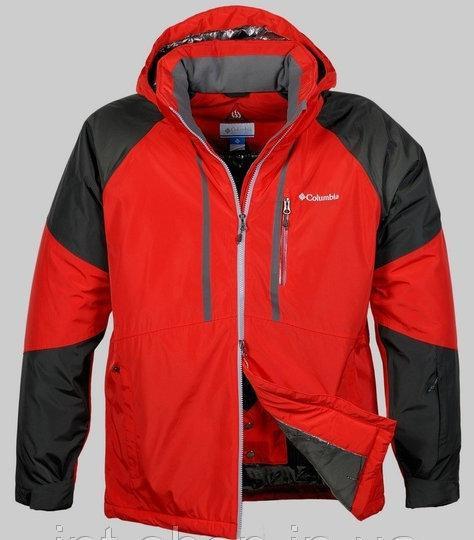 Мужская горнолыжная куртка Columbia Omni-Heat c36c863066cc6
