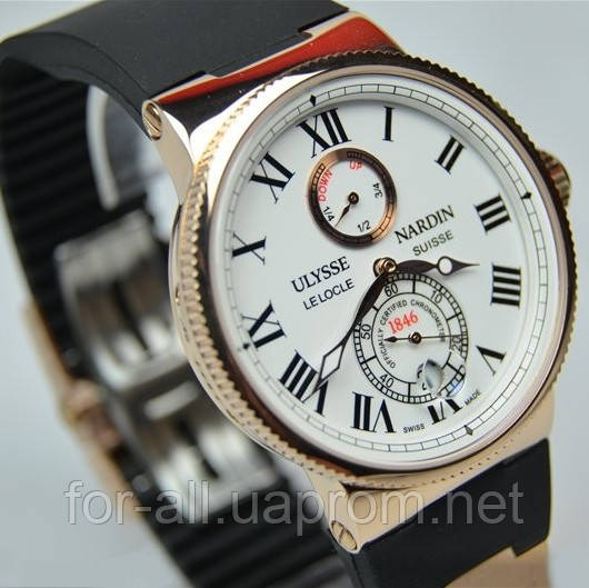 Дорогие брендовые мужские часы ulysse nardin