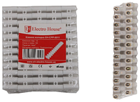 Клеммная колодка 6А  6mm² ПП EH-CPР-0012
