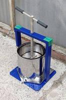 Пресс для отжима сока 10 литров (Вилен, Винница), фото 1