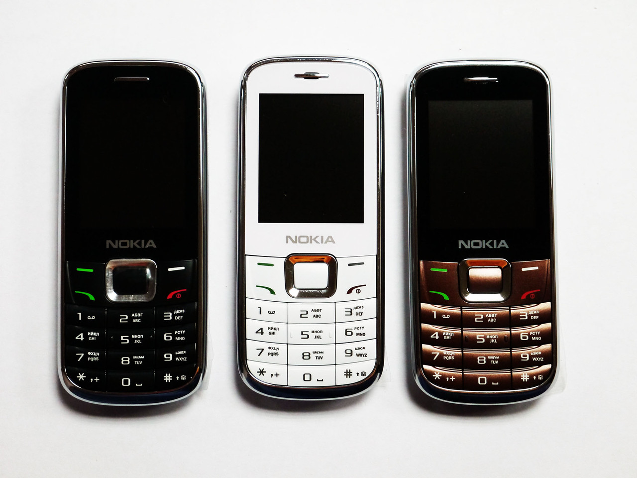 """Телефон Nokia C2+ - 3Sim + 2"""" + BT + Camera +FM"""