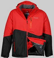 Мужская горнолыжная куртка Columbia Omni-Heat, фото 1