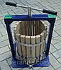 Пресс для яблок деревянный 20 литров (Вилен, Винница)