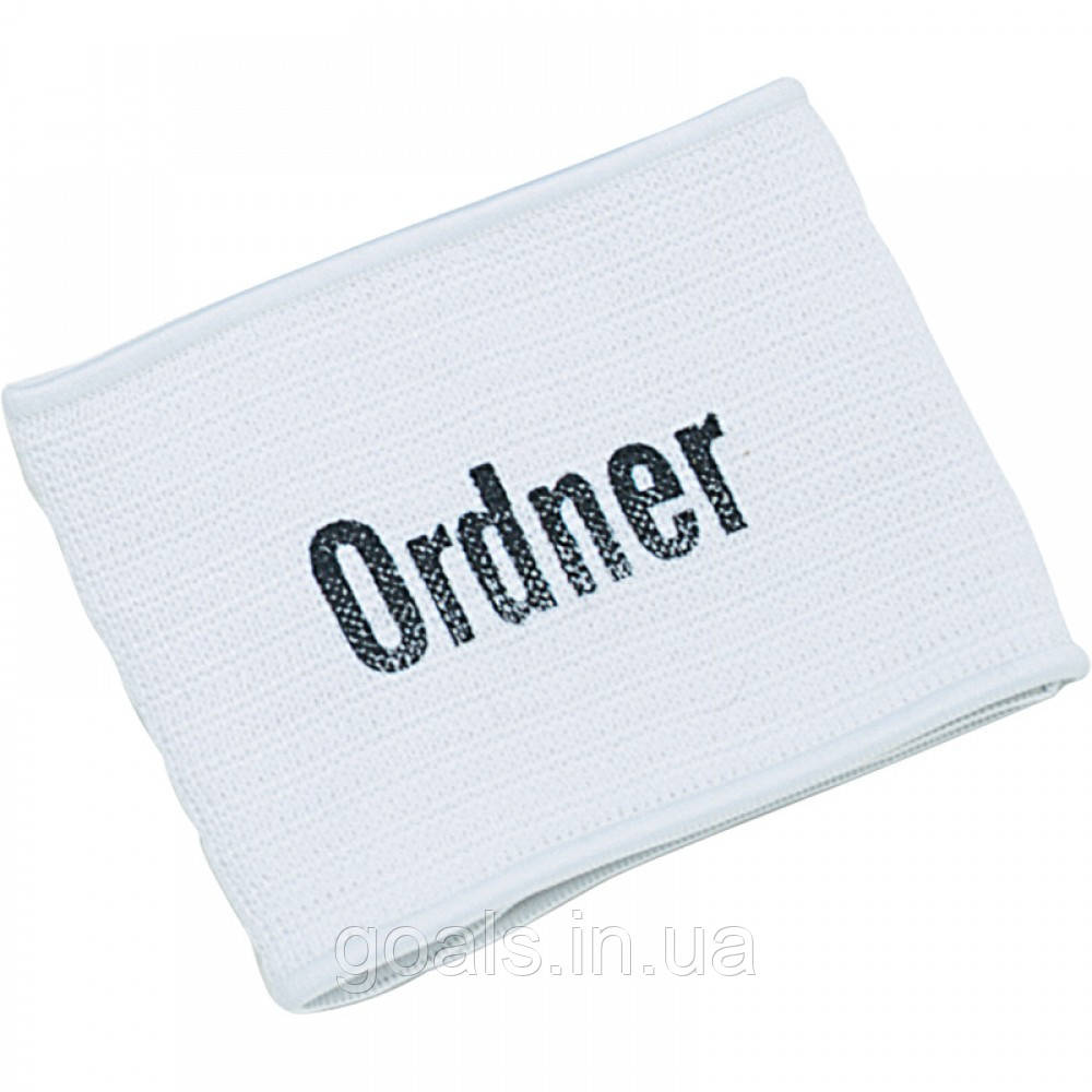Band Ordner (white)