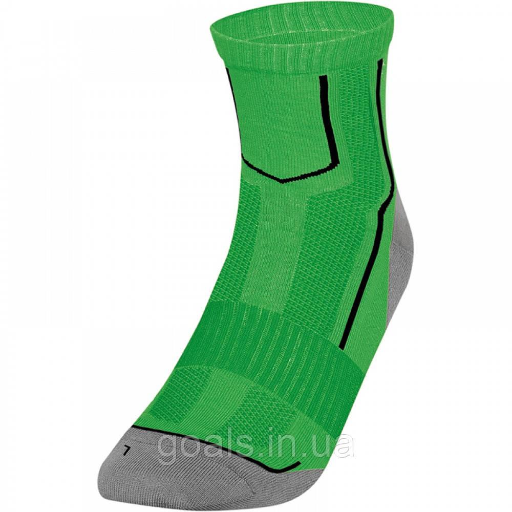 Running socks (soft green)