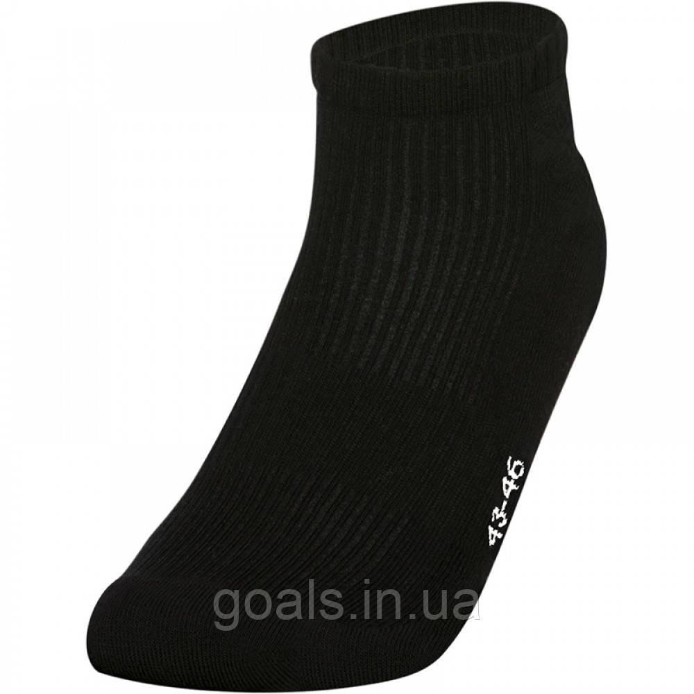 Sport socks short 3-pack (black)