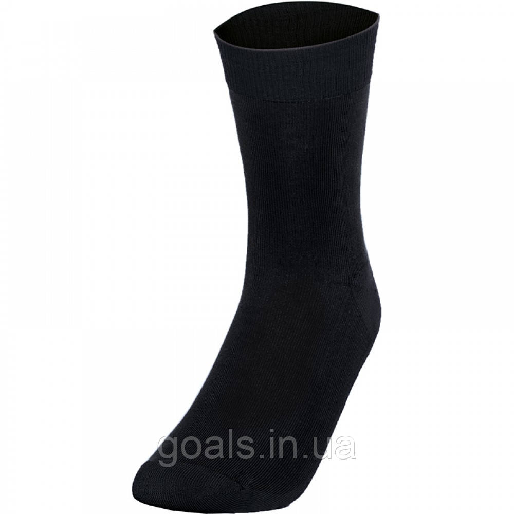 Leisure socks 3-pack (black)