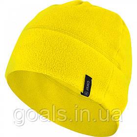 Fleece beanie (yellow)