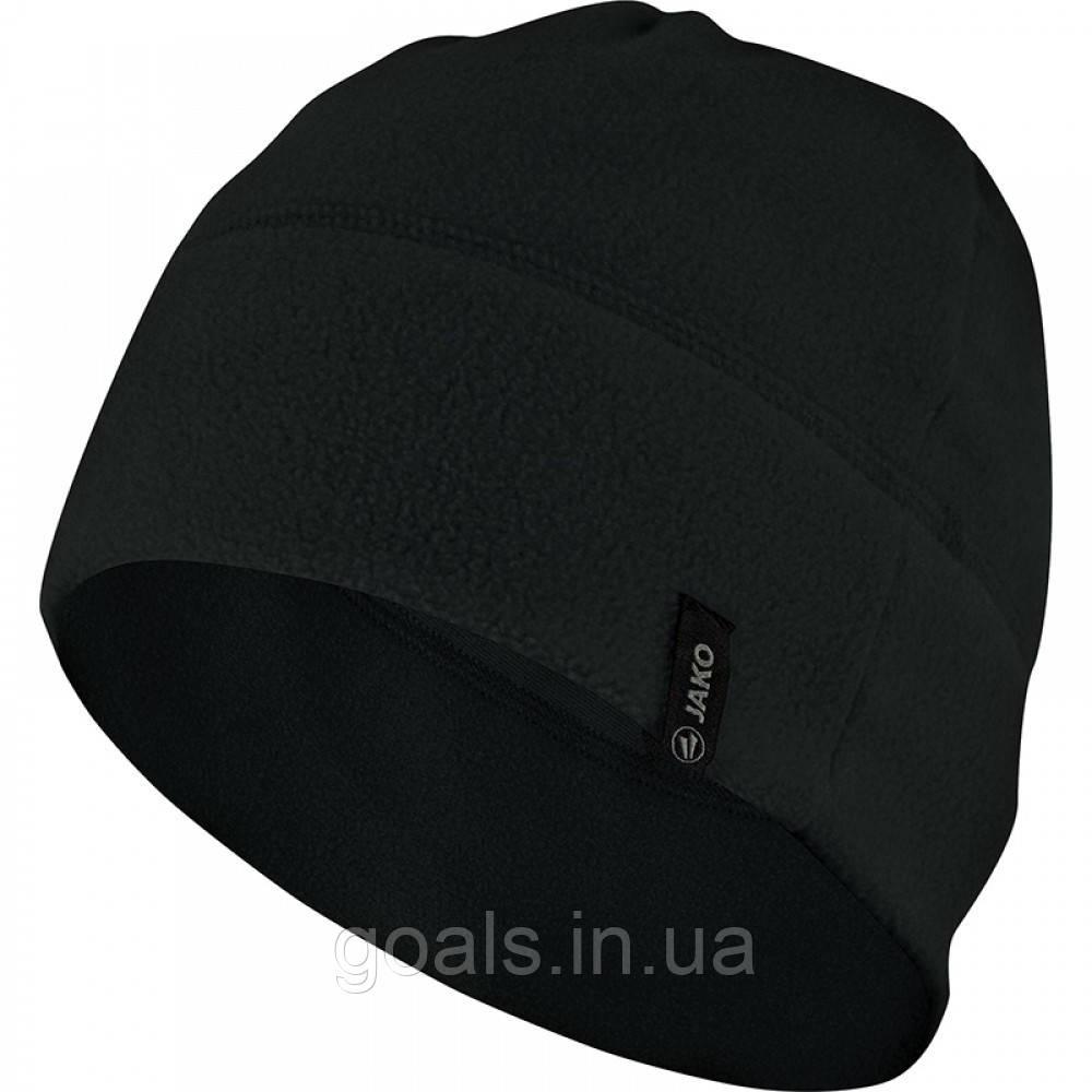 Fleece beanie (black)