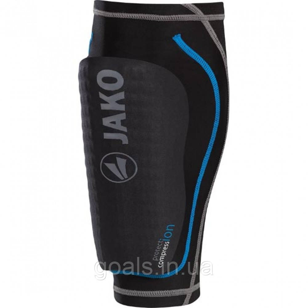 Носок Striker (black/JAKO blue)