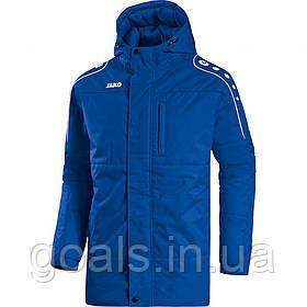 Куртка тренера (royal/white)