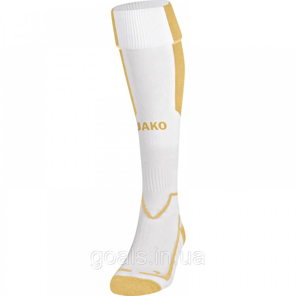 """Гетры """"Lazio"""" (white/gold)"""