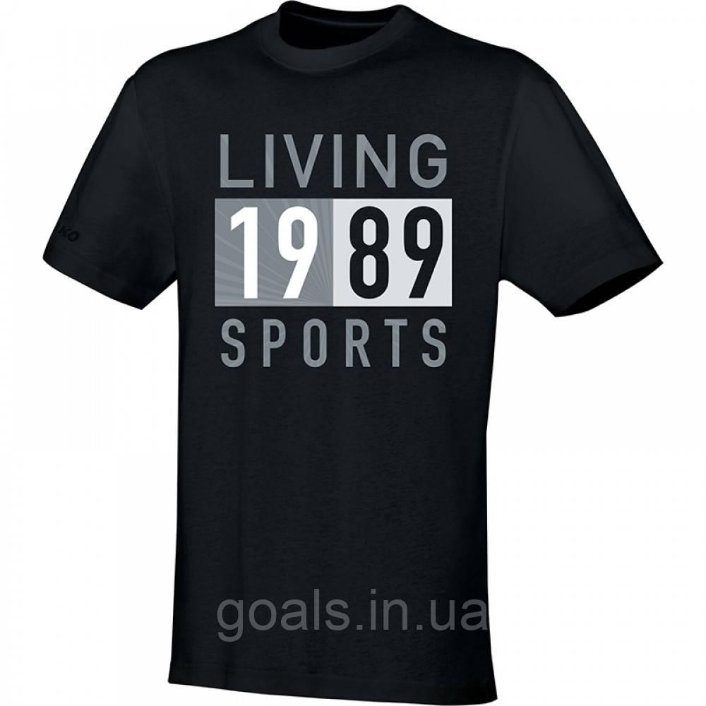 T-Shirt Living Sports (black)