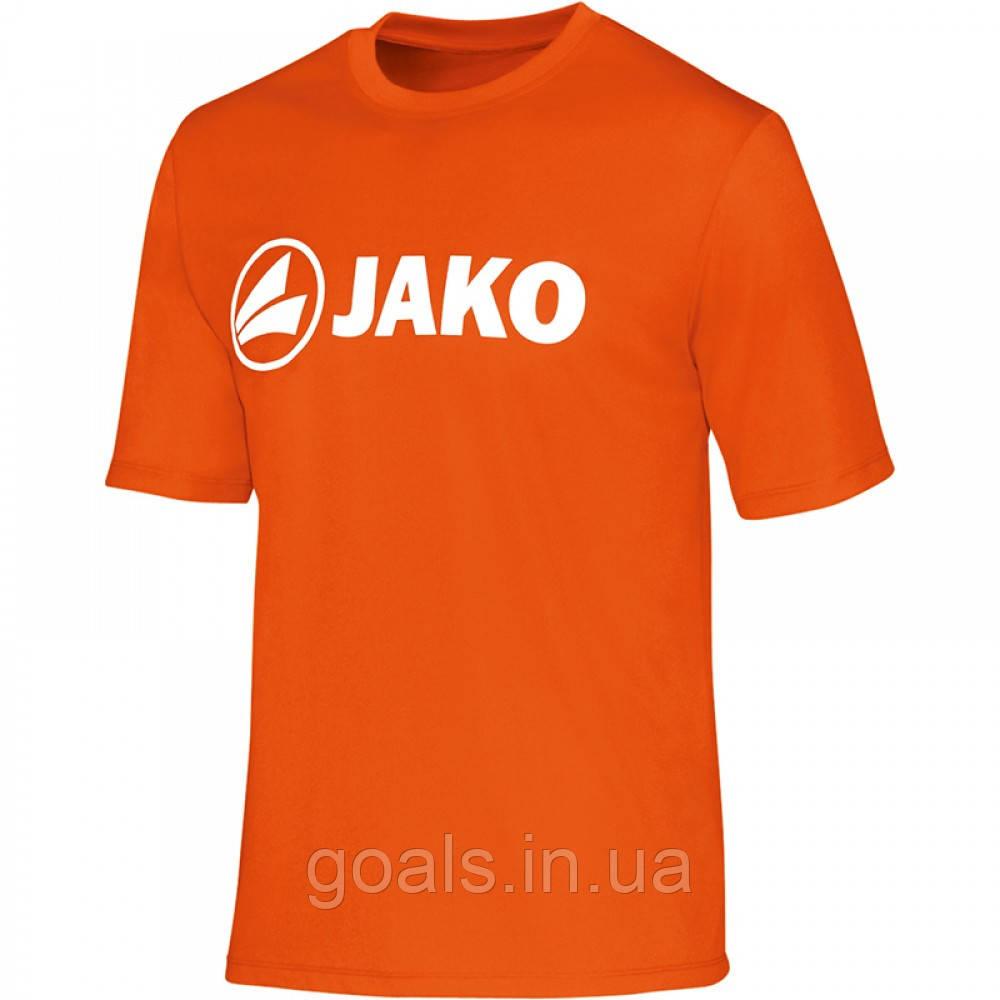 Functional shirt Promo (neon orange)