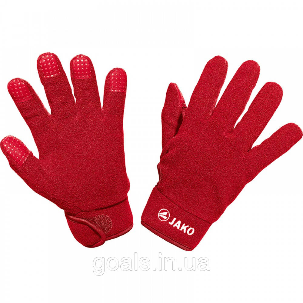 Player gloves (red)