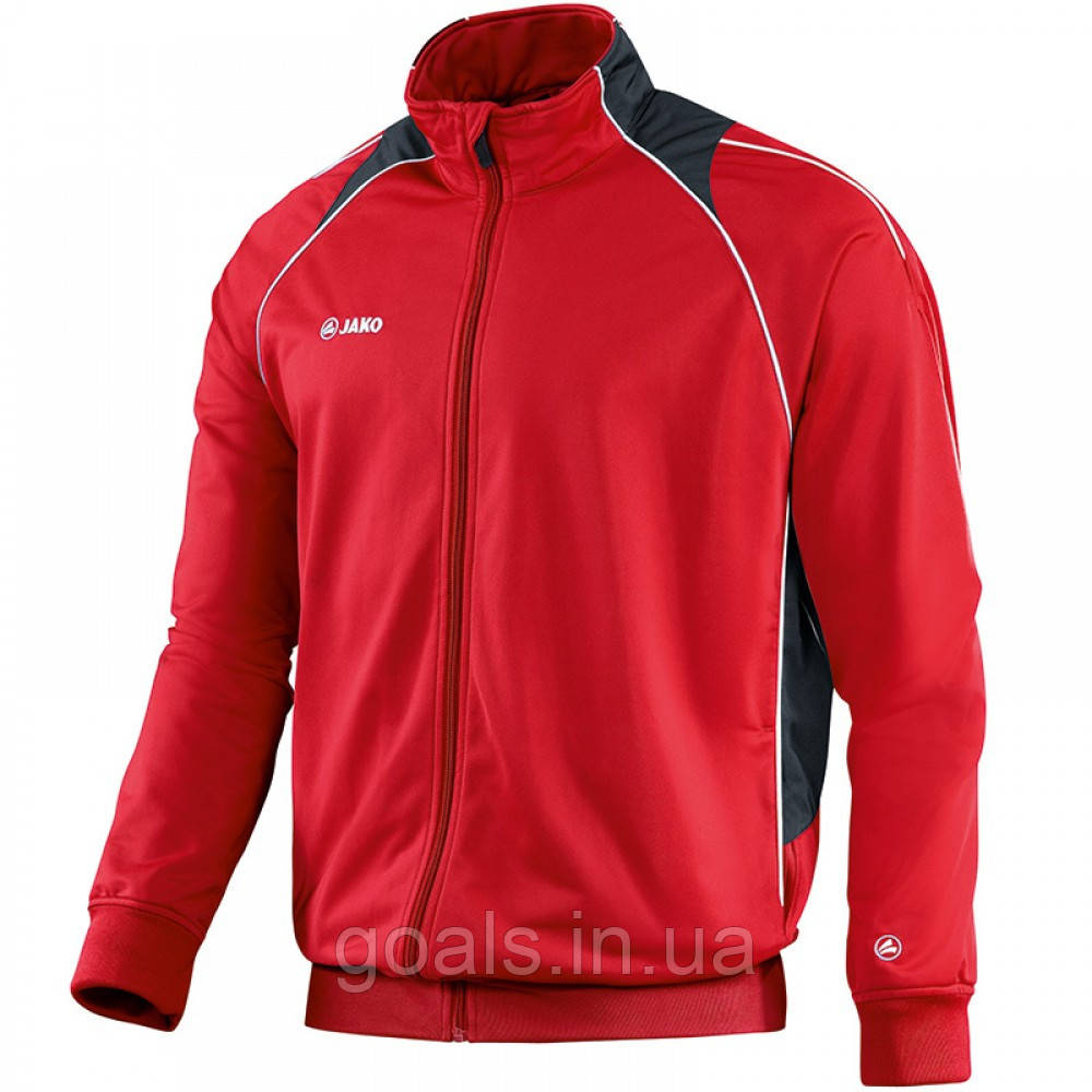Polyester jacket Attack 2.0 (red/black)