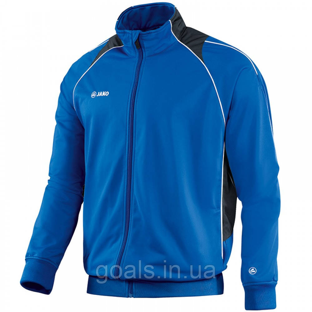 Polyester jacket Attack 2.0 (royal/black)
