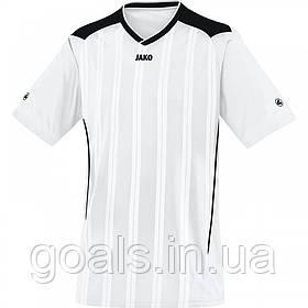 Футболка футбольная Cup (white/black)