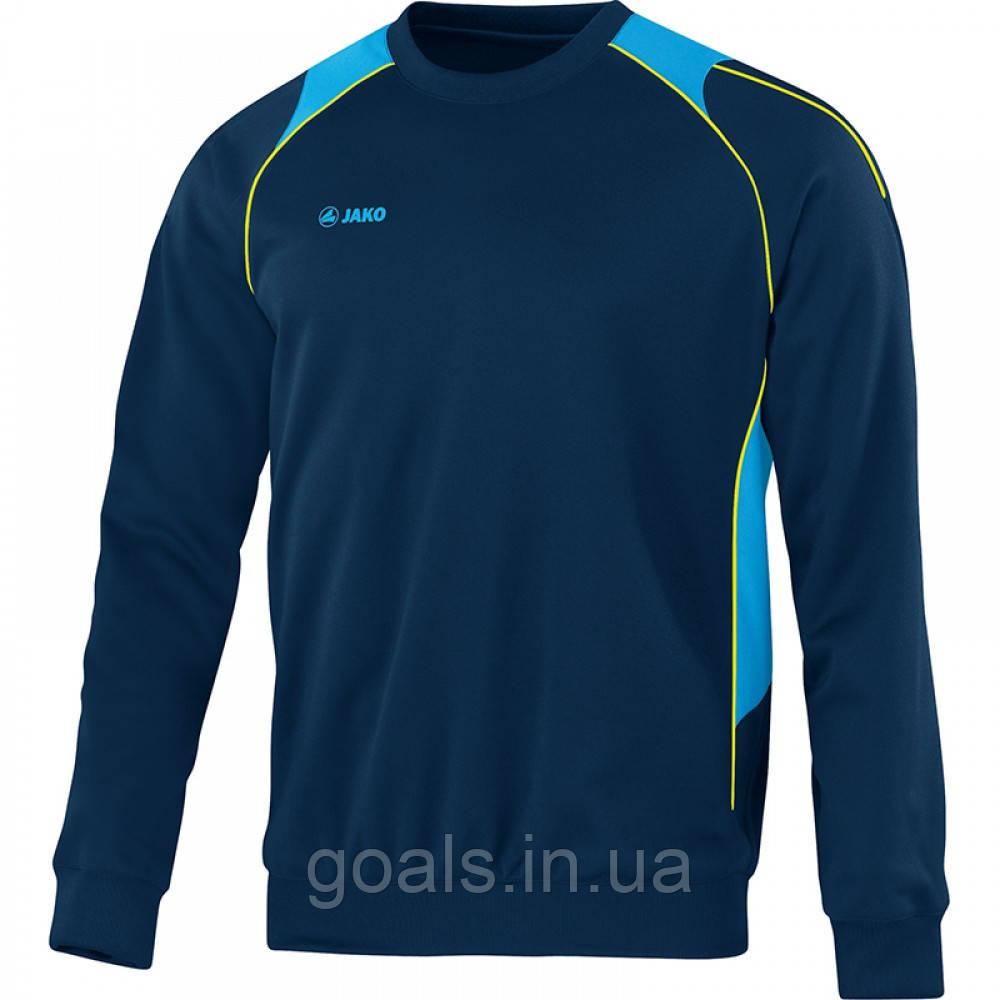 Sweater Attack 2.0 (navy/turquoise/lemon)