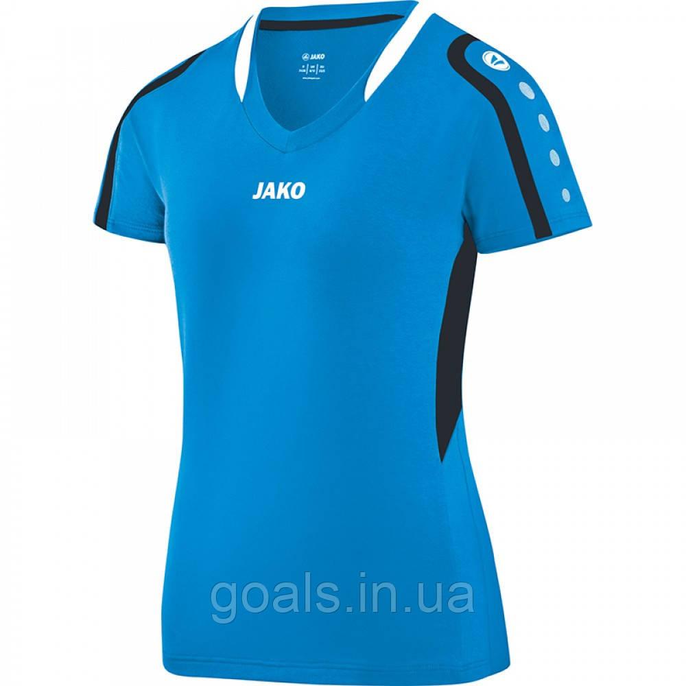 Jersey Block women (JAKO blue/black/white)