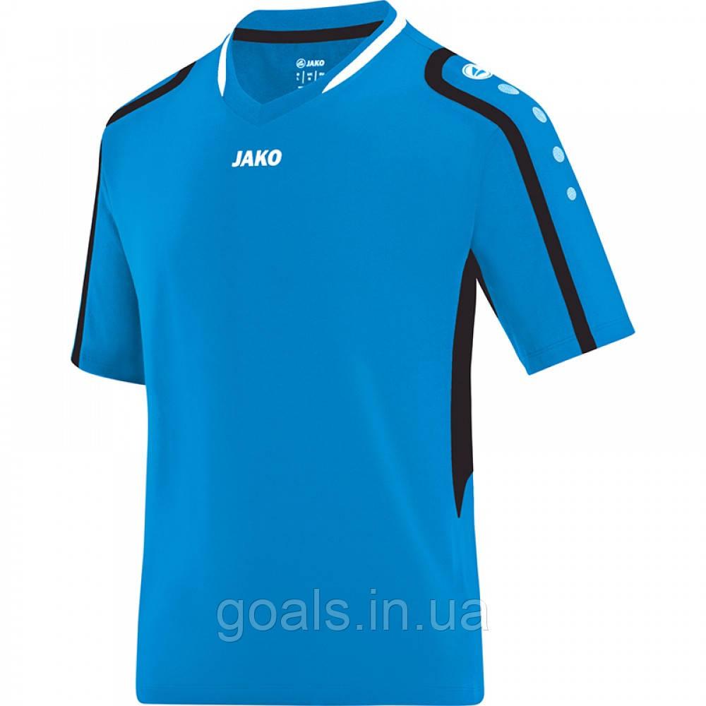 Jersey Block men (JAKO blue/black/white)