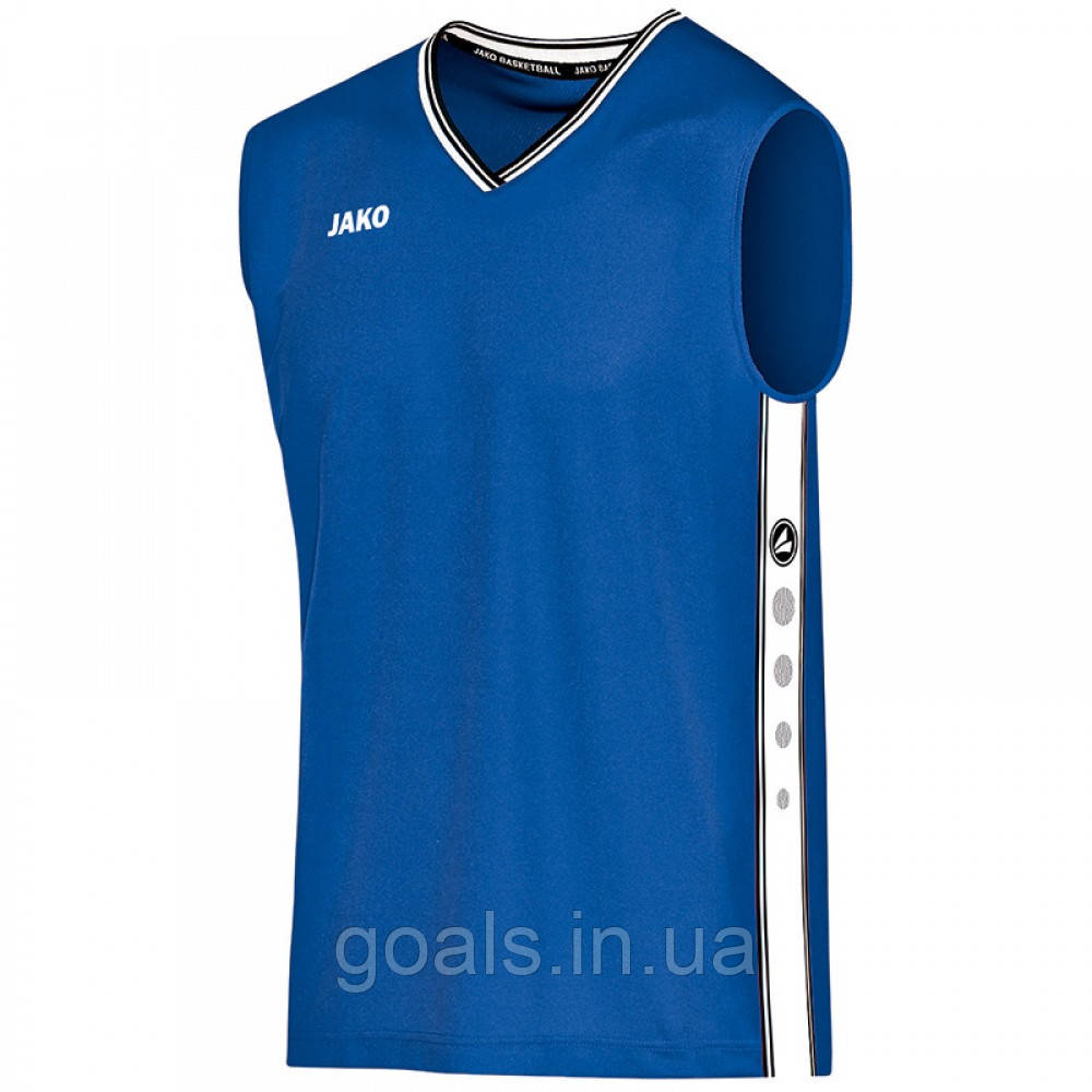 Jersey Center (royal/white)