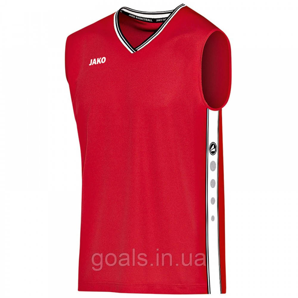 Jersey Center (red/white)