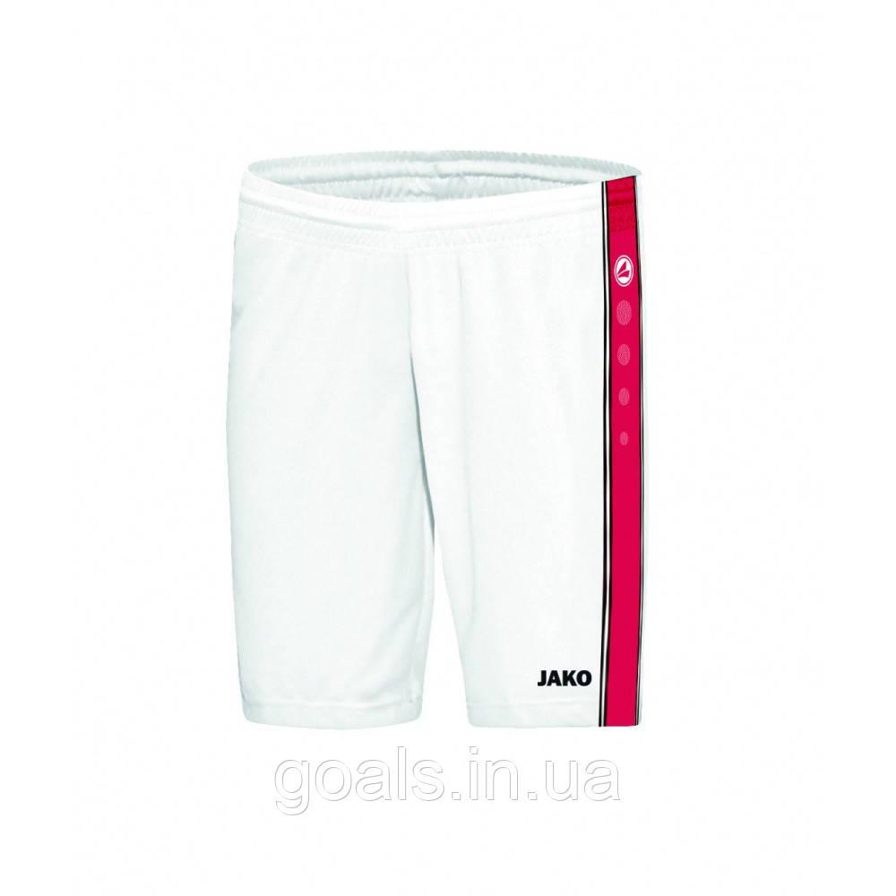 Shorts Center (white/red)