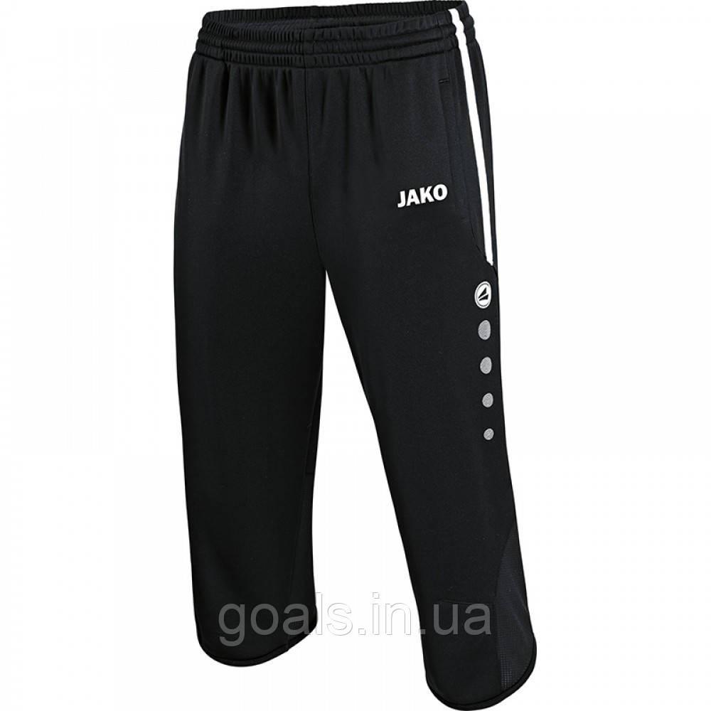 3/4 Тренировочные штаны (black/white)