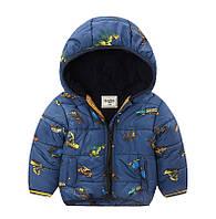 Детская Куртка демисезонная для мальчика теплая