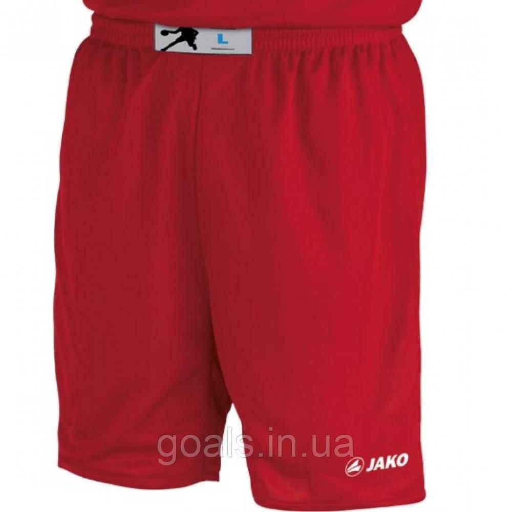 Reversible shorts Change (red/white)