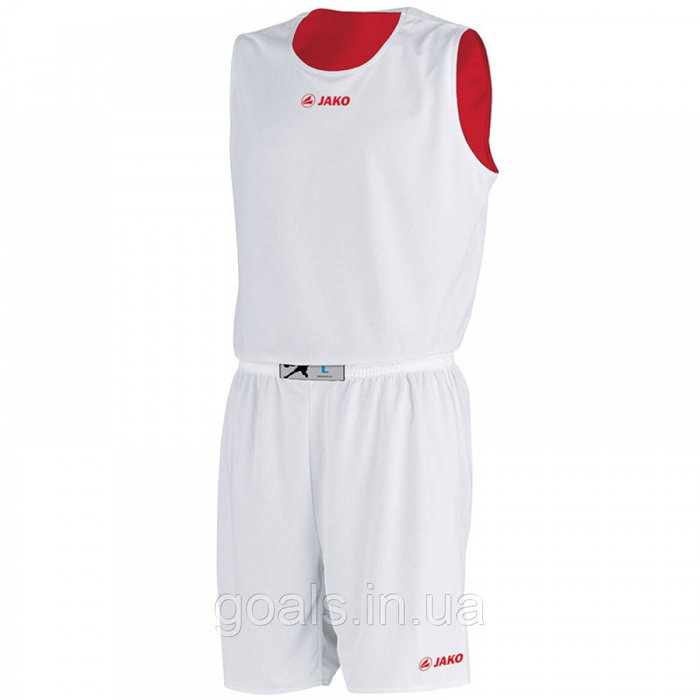 Reversible jersey Change (red/white)