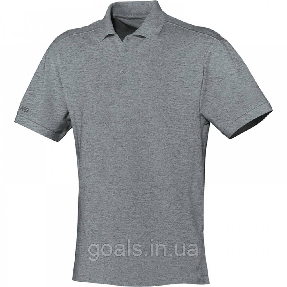 Polo Team (grey melange)