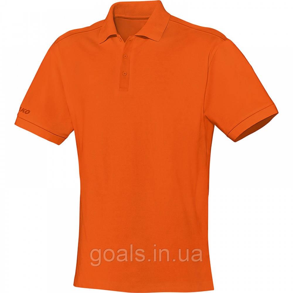 Polo Team (neon orange)