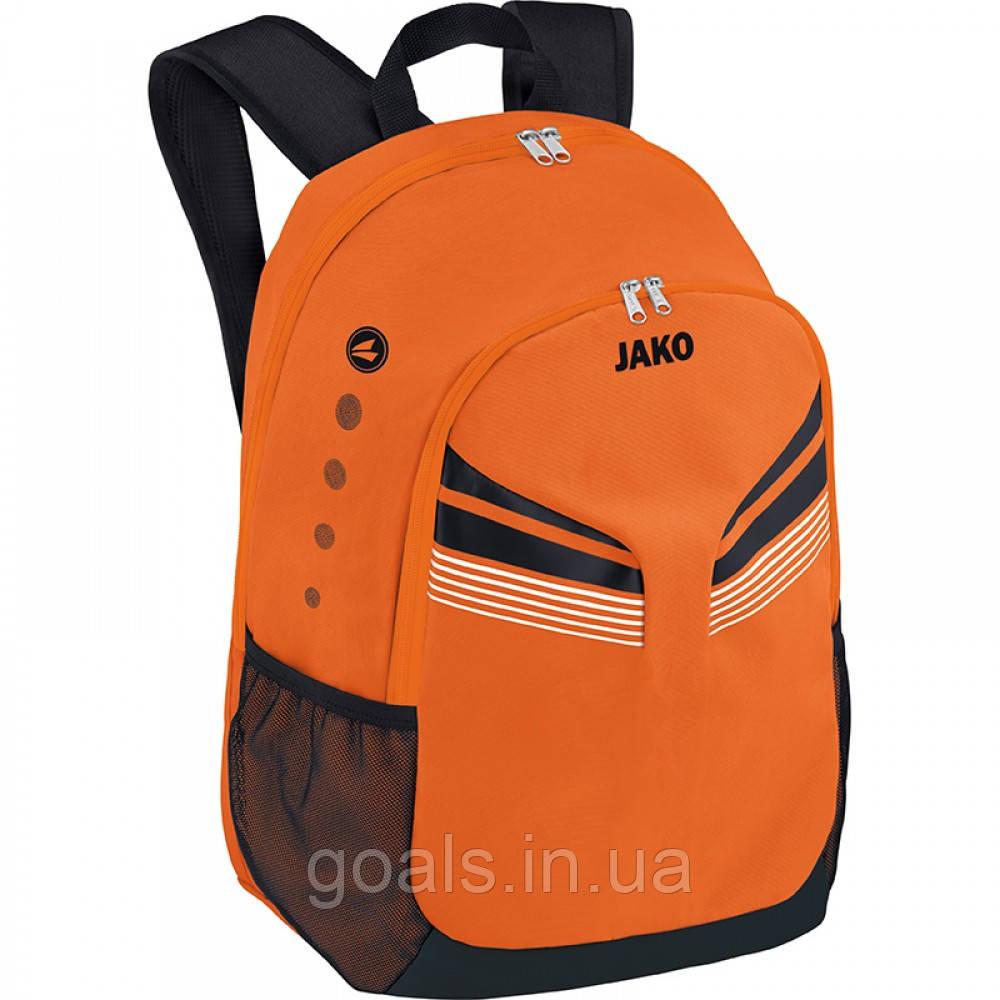 Рюкзак Pro (neon orange/black/white)