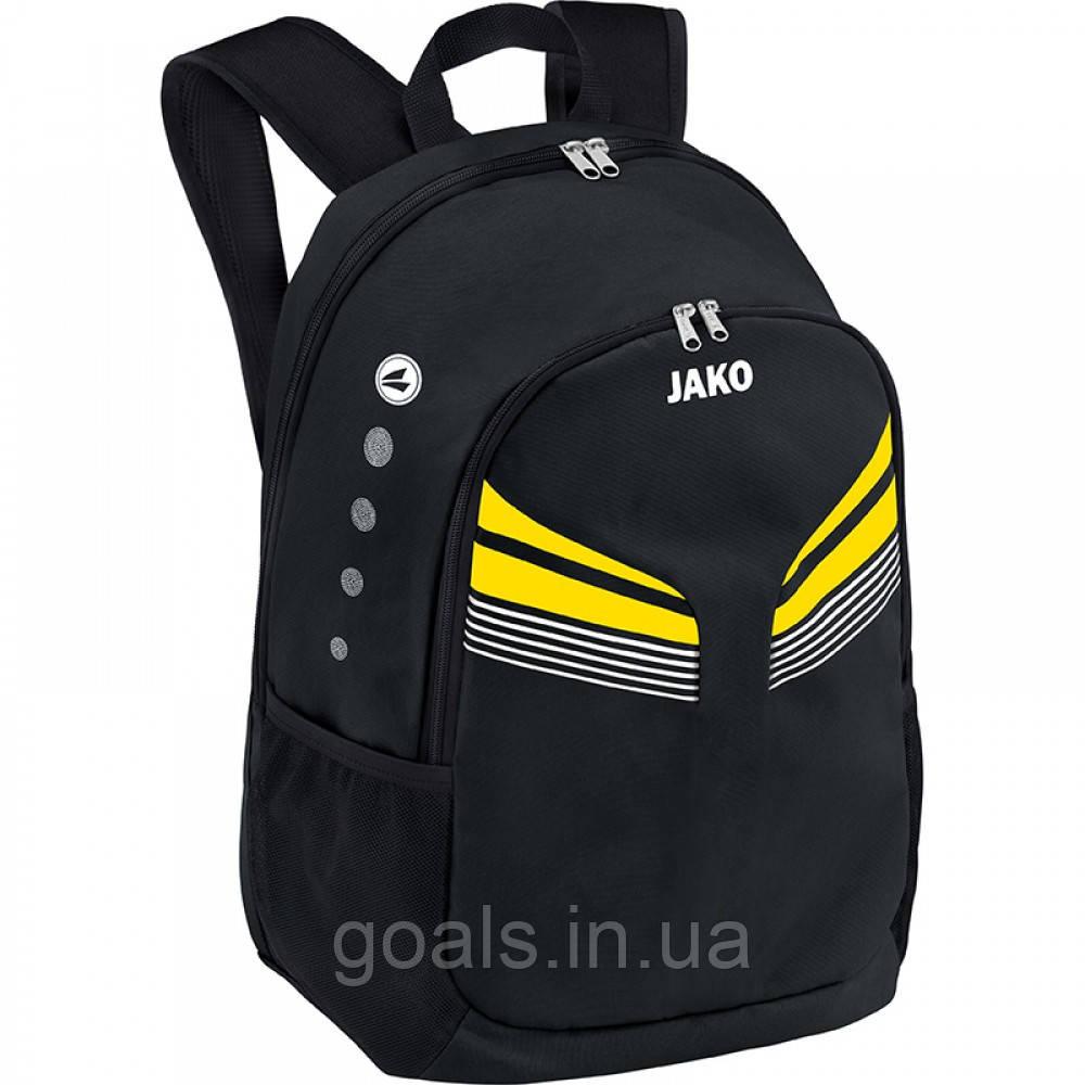 Рюкзак Pro (black/citro/white)