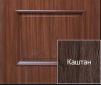Межкомнатные двери Прима СС+КР Каштан