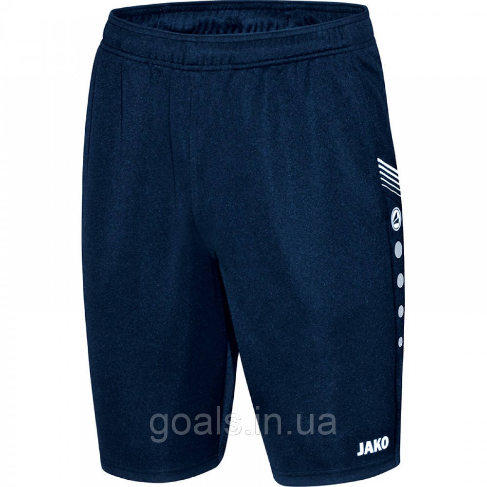 Тренировочные шорты Pro (navy/white)