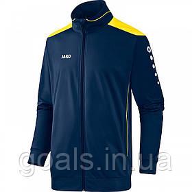 Полиэстеровая куртка CUP (navy/citro)