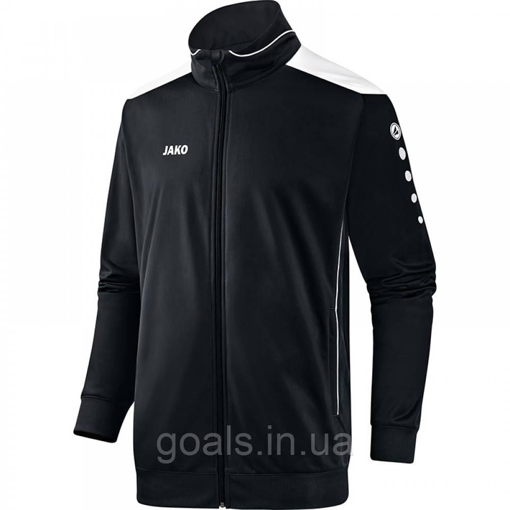 Полиэстеровая куртка CUP (black/white)