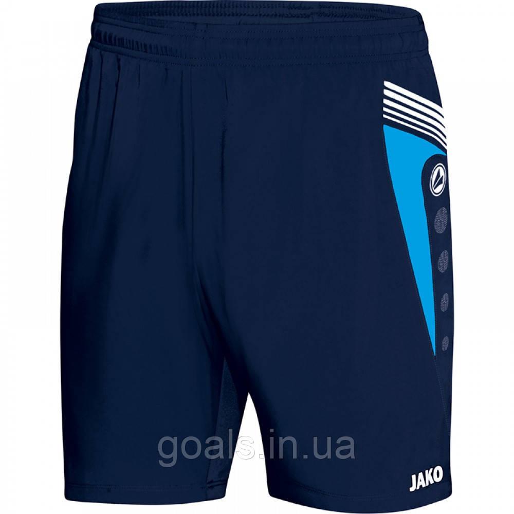 "Шорты линии ""Pro""  (navy/JAKO blue/white)"